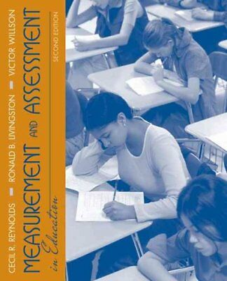 Measurement And Assessment In Education 2 REV ED