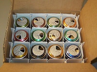 1987 Watkins Collector's Spice Tins - Set of 12 - New in the Box