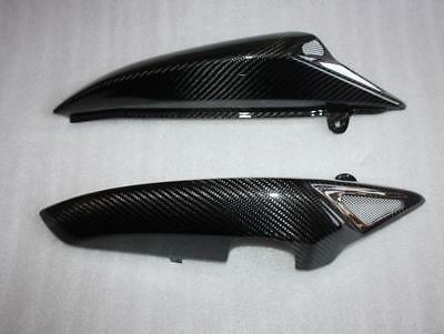Flancs De Coque Arriere Triumph Speed Triple 2008 2009 2010 100% Carbone