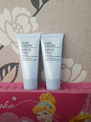Estee Lauder Perfectly Clean Cleanser/Mask | Brand New | 30ml x 2 | 60ml Total