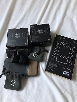 moment lens and case lot for iPhone 6