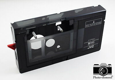 Jvc C-P6U Vhs-C / Svhs-C Adapter - Play Your Vhs-C Camcorder Tapes In Your Video