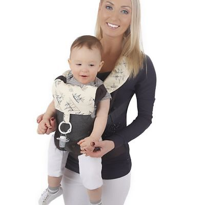 Drool & Teething Pad for Ergobaby Four Position 360 Baby Carrier, 3 Piece Set
