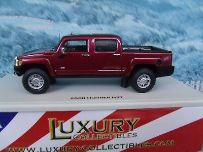 1/43 Luxury Collectibles HUMMER H3T  2008