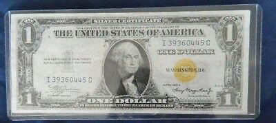 1$ 1935 A Yellow Seal (Julian/morganthau)