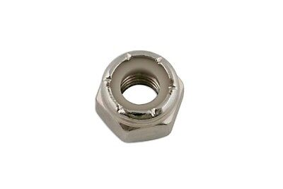 Steel Nyloc Nuts - 5/8in. UNF - Pack Of 50