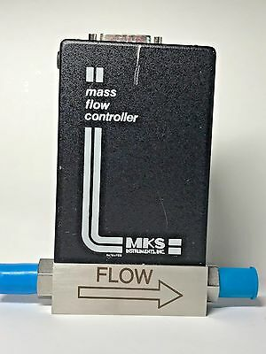 MKS Mass Flow controller 1159A Gas: N2, Range 500 sccm ** Working