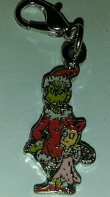 Santa Grinch With Cindy Lou Who Dr. Seuss Universal Studios Charm