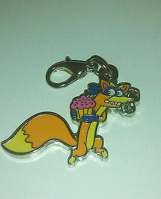 Dora The Explorer Swiper The Fox Charm From Universal Studios