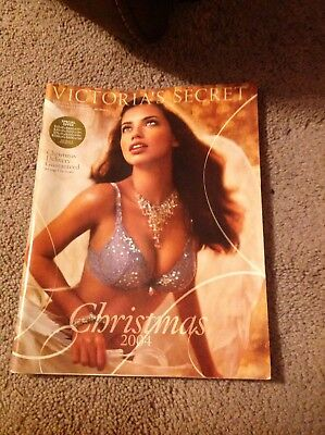 victoria secret catalog Christmas 2004