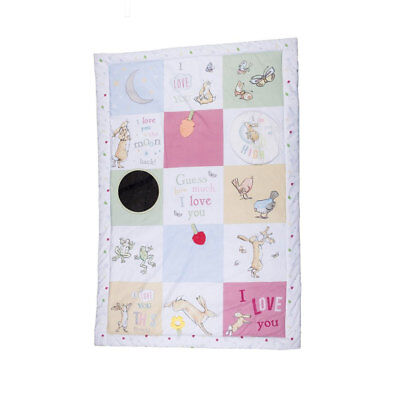 NEW Guess How Much I Love You Baby Activity Play Mat