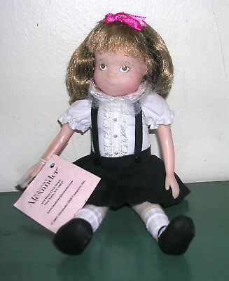 "Eloise doll 8-9"" Madame Alexander cloth vintage new"