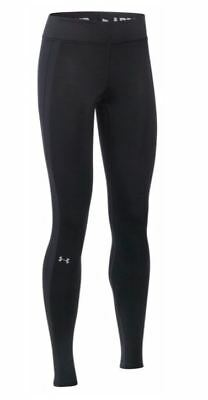 NEW The Under Armour ColdGear Leggings Womens NWT Size XS black