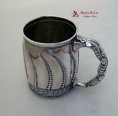 Aesthetic Child′s Sterling Cup Gorham 1890