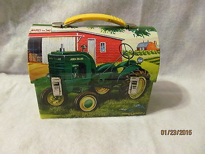 John Deere Moline, Ill. Lunch Bucket