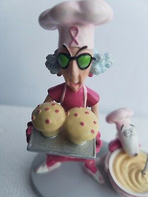 "Maxine ""it's All About The Muffins"" Figurine Cure Collection"
