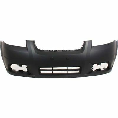NEW FRONT BUMPER COVER REINFORCEMENT BAR FITS 09-11 CHEVROLET AVEO5 GM1006656