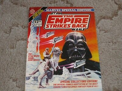 Marvel Special Edition - Star Wars - The Empire Strikes Back 1980