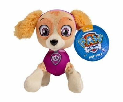 Nickelodeon Paw Patrol Plush Pup Pals Skye 8 Jungle Rescue Toy New
