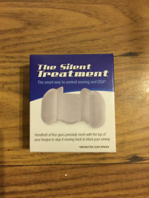 Quitsnoring Stop Snoring Mouthpiece Devices & Sleep Aid