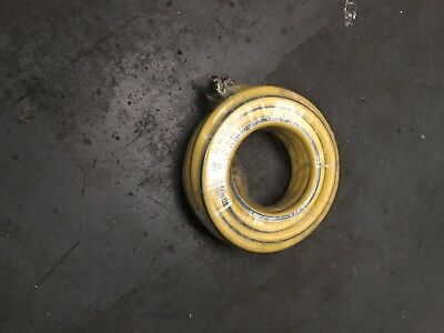 "Compressor Air Hose 3/4"" Breaker 15m C/w Couplings"