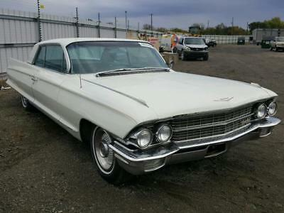 1962 Cadillac DeVille Sport Coupe