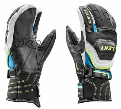 Leki Worldcup Race TI Titanium S Lobster Kinder Junior Skihandschuhe