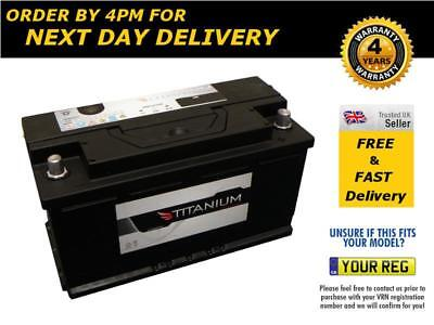 068 Titanium Sealed Car Van Battery 12V 68Ah - Free Next Day Delivery