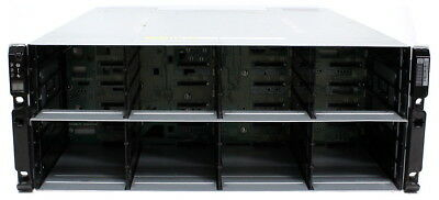 "NetApp DS4243 Expansion Shelf / 2x IOM3 Controller / 2x PSU / 19"" Rackschienen"