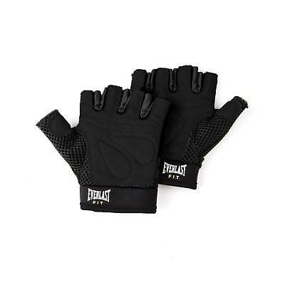 Everlast FIT™ EverCool Weightlifting Gloves L/XL - Black
