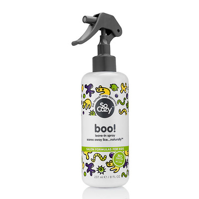 Lot of 8 So Cozy Boo! Natural Lice Prevention Spray, 8.0 oz.Each