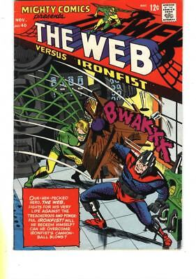 The Web #40 HIGH GRADE Mighty Comics