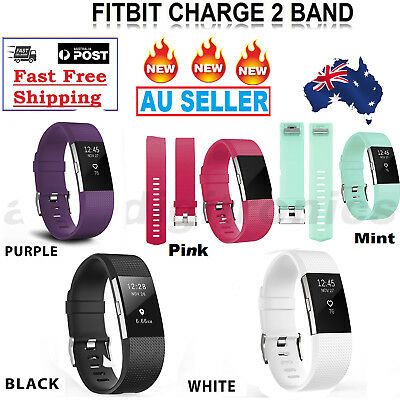 Various Luxe Band Replacement Wristband Watch Strap Bracelet Fitbit Charge 2 as