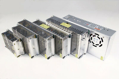 Power Supply Transformer ACDC 12V 5A 10A 15A 20A 30A Switching Strip Light Drive