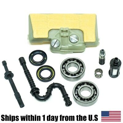 Crankshaft Bearing Air Filter for Stihl 029 039 MS290 MS310 MS390 Chainsaws