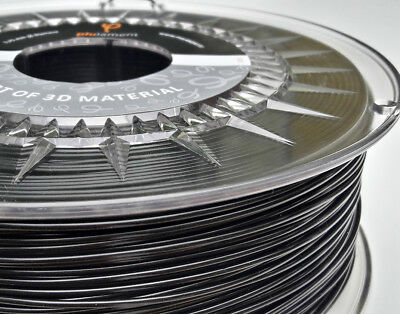 3D Printer Filament ABS BLACK 1.75mm 10 m Sample HIGH Purity made by Philament™