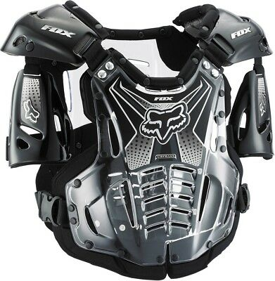 Fox Racing Airframe Roost Deflector Chest Protector Motocross Dirtbike Offroad