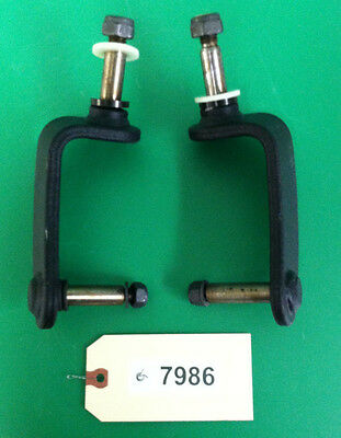 Rear Caster Forks for Invacare FDX Power Wheelchair #7986