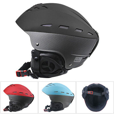 Durable Ski Skateboard Snowboard Helmet Bicycle Snow Protective Cap Winter M/L