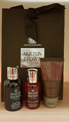 Molton brown body wash gift set for her *Festive*Birthday *FREE POSTAGE*