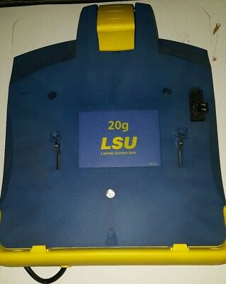 LSU Laerdal Suction Wall Bracket Paramedic EMT Emergency Technician Ambulance