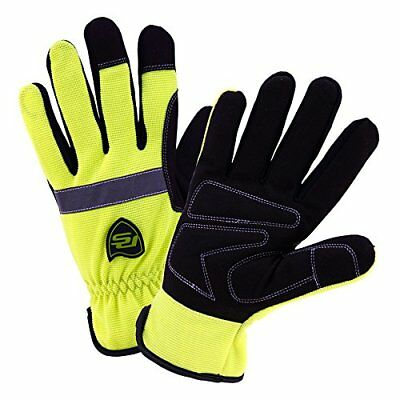 West Chester 96551 Hi-Vis Pro Series Slip On with Waterproof and Positherm Large