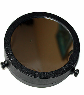 Sonnenfilter Teleskop Solarfilter 90-117mm variable  Arretierung Filter ND5