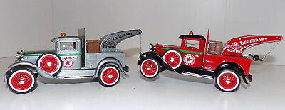 2017 Edition # 34 in the Series Texaco 1928 Ford Tow Truck Wrecker Both Editions