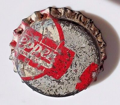 Dr. Pepper bottle cap