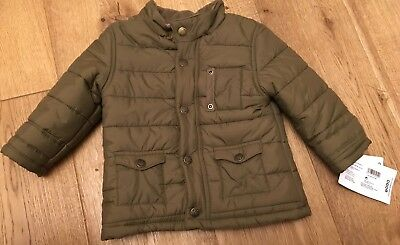 BNWT Mamas And Papas Boys Jacket 9-12months