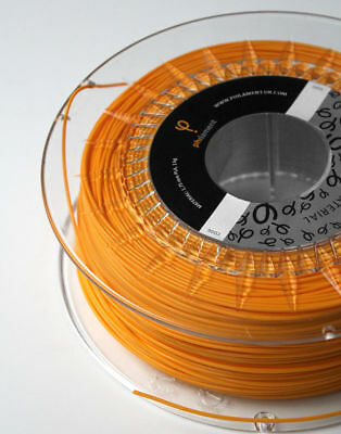 3D Printer Filament  PLA ORANGE 1.75mm 10m Sample HIGH Purity Made by Philament™