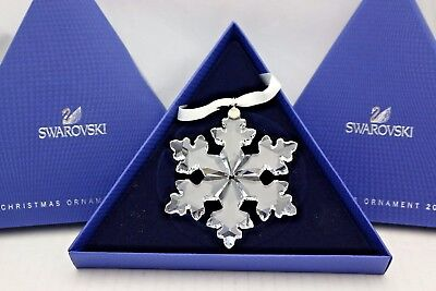Swarovski Christmas Ornament 2016, Model 5180210