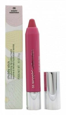 Clinique Chubby Stick Moisturizing Lip Colour Balm - Women's For Her. New