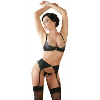 Hebe-Set completo intimo donna sexy chemise lingerie